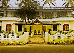 Banyan Tree Courtyard Boutique Hotel, Goa
