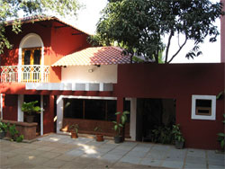 360 Beach Retreat Hotel Goa