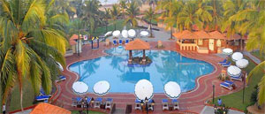 Holiday Inn Beach Resort & Spa Goa