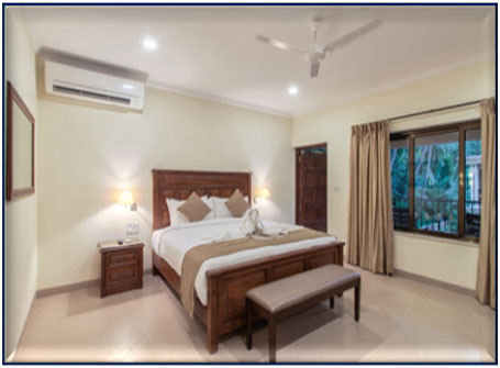 Sea Shell Beach Suite, Goa