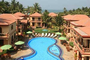 Terra Paraiso Boutique Resort, Goa