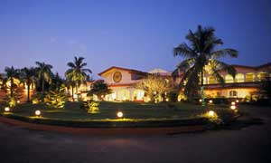The Kenilworth Beach Hotel & Spa Goa